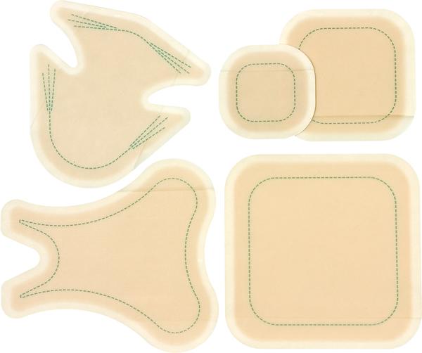Bandasje sårplate Duoderm Signal 18,5X19,5cm hæl