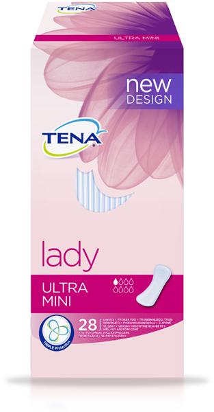 Bleie Tena Lady Ultra Mini 28pk