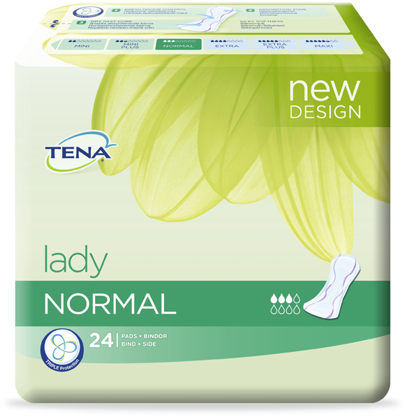 Bleie Tena Lady Normal 24pk