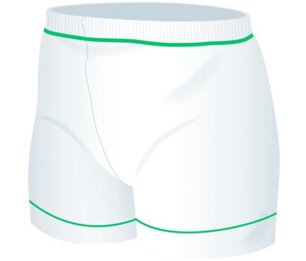 Nettingtruse Attends Stretchpants XL