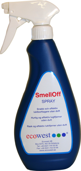 Luktfjerner Smell-Off  500ml