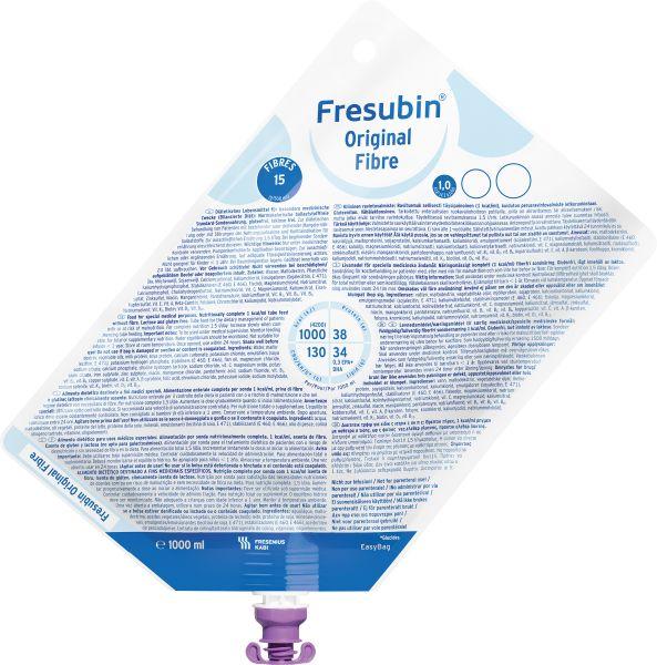 Sondemat Fresubin original fiber 1000ml