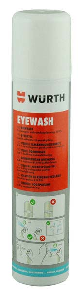 Würth øyeskyll 240ml spray