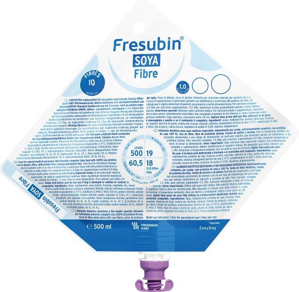 Sondemat Fresubin soya fiber 500ml