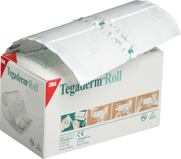Bandasje transparent Tegaderm Roll 16002 5cmx10m