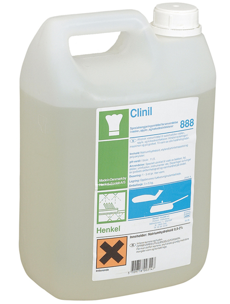 Dekontaminator Topmatic Clinill Rent 5l