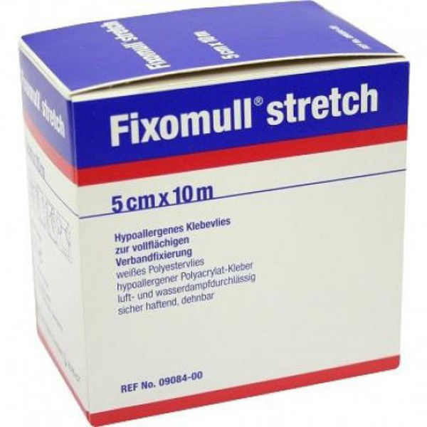 Bandasje Fixomull Stretch 5cmx10m