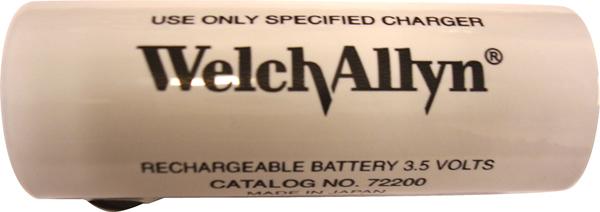 Oto-oftalmoskop Welch Allyn ladecelle 72200 3,5V
