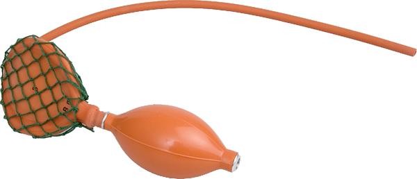 Rectoskop dobbeltballong m/nett