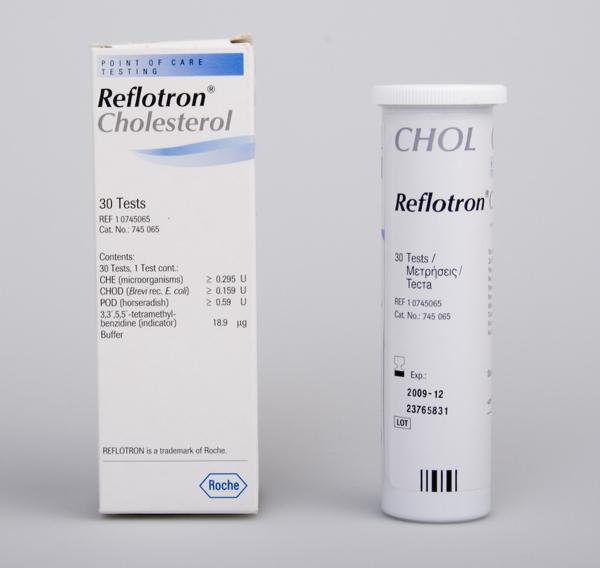 Reflotron Cholesterol