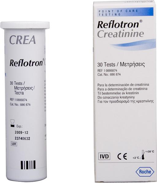 Reflotron Creatinin