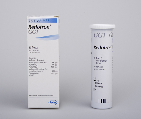 Reflotron Gamma GT