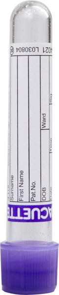 Vakumrør Vacuette EDTA 4ml