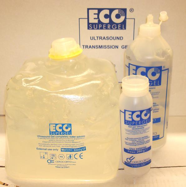Ultralydgel Eco Supergel klar 5,0l