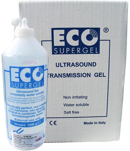 Ultralydgel Eco Supergel klar 1,0l