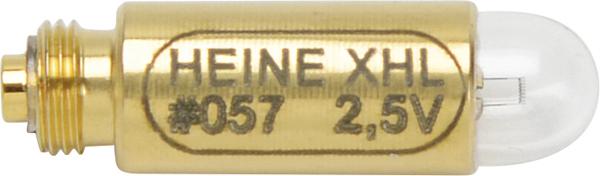 Oto-oftalmoskop larynxspeil Heine pære 2,5V