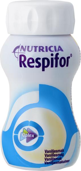Drikk Respifor vanilje 125ml 4pk