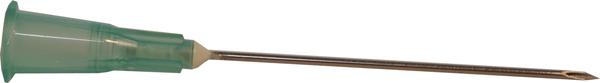 """Kanyle BD Microlance 21Gx1 1/2"""" 0,8x40mm grønn"""