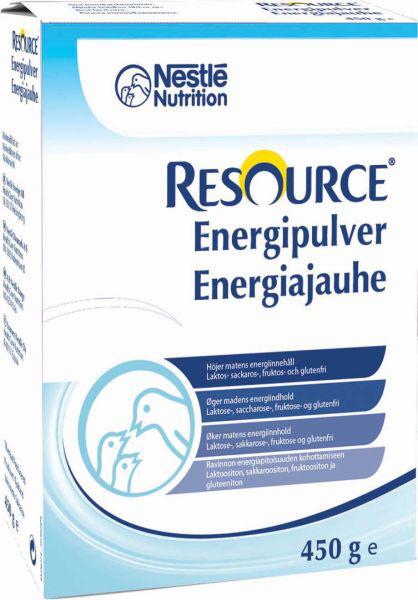Tilskudd Resource energi 450g