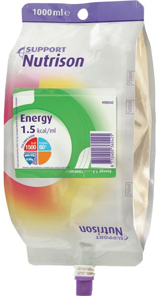Sondemat Nutrison Energy 1000ml