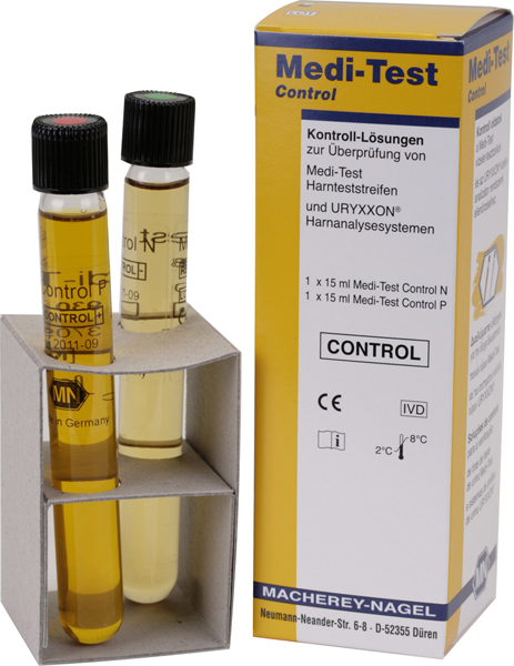Medi-Test control kontrollkit