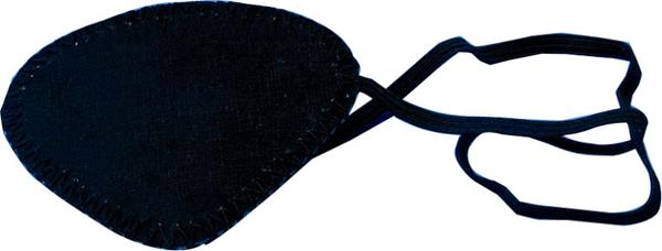 Øyebeskytter Noba m/strikk sort