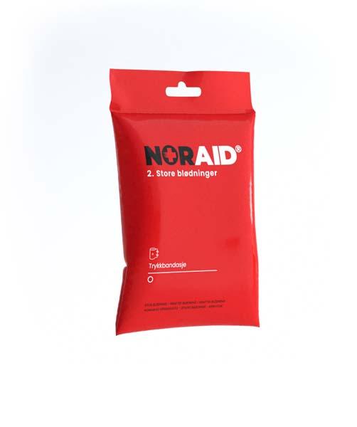Førstehjelp Noraid innholdspose 2 Stor Blødning