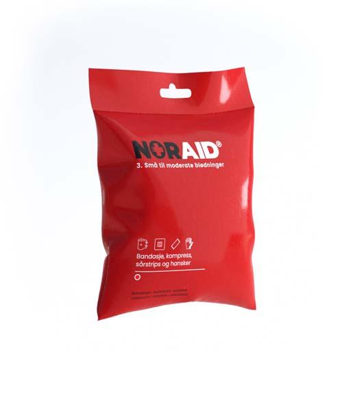 Førstehjelp Noraid innholdspose 3 Blødninger