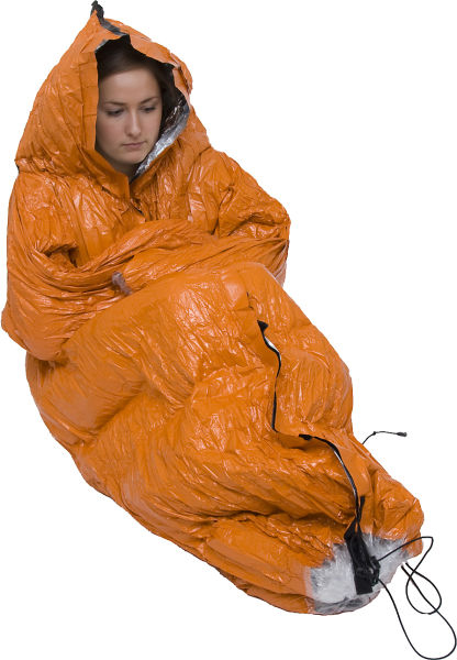Førstehjelp Blizzard sikkerhetsjakke orange