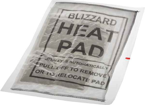 Førstehjelp Blizzard aktive varmepakninger