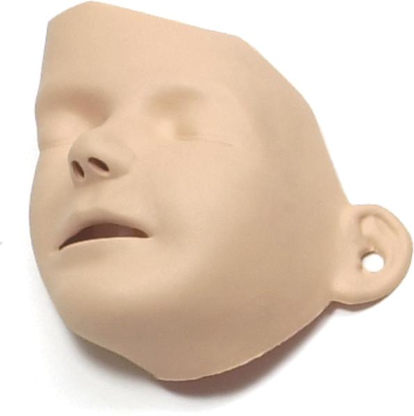 Lærdal modell ansiktshud Resusci Junior