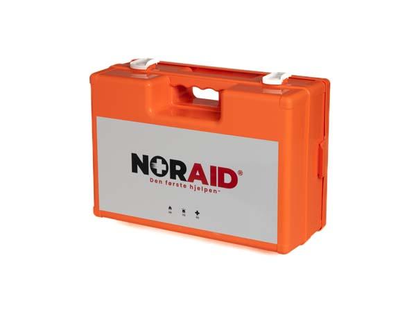 Førstehjelp Noraid koffert m/innhold medium NO
