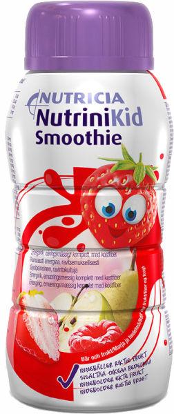 Drikk Fortini Smoothie bær&frukt 200ml