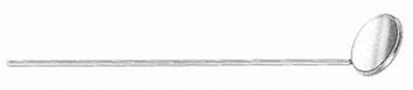 Larynxspeil nr 6 22mm