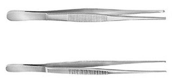 Pinsett kirurgisk 11,5cm