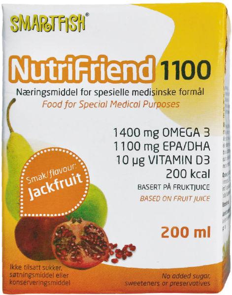 Næringsdrikk Nutrifriend 1100 Jackfruit 200ml