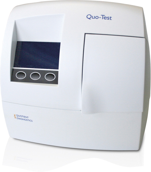 Quo-Test Analyzer System HbA1c
