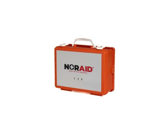 Førstehjelp Noraid koffert m/innhold liten NO