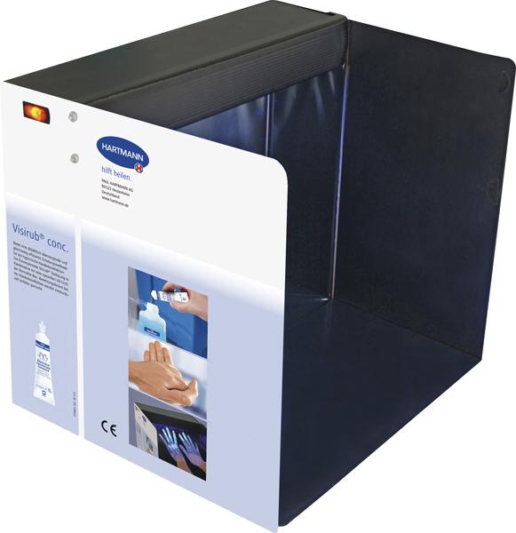 Lyskasse Derma Lite Check boks 35x35x10,8cm