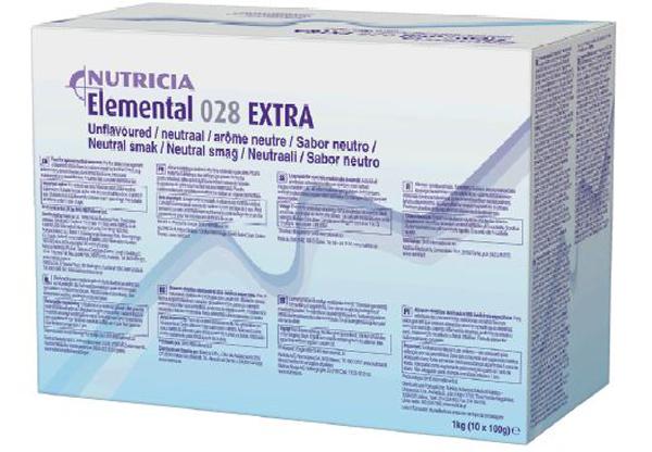 Tilskudd Elemental Extra pulver nøytral 100g