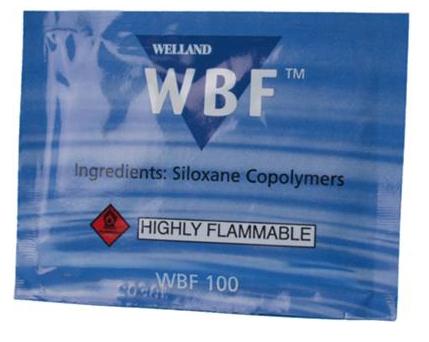 Hudbeskyttelse WBF servietter
