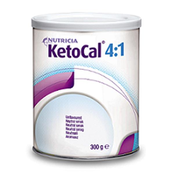 Tilskudd Ketocal 4:1 nøytral 300g