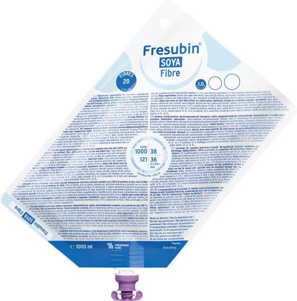 Sondemat Fresubin soya fiber 1000ml
