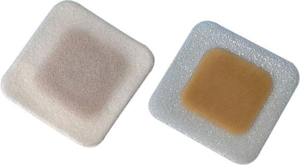 Bandasje sårplate Duoderm mini 5x5cm