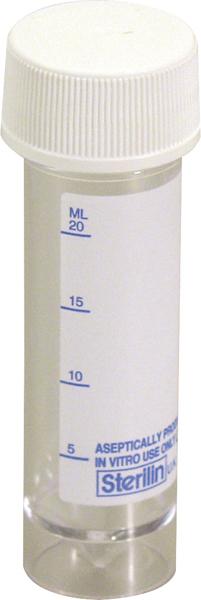 Urinprøveglass m/boraksholdig syre 30ml