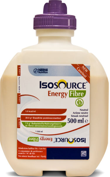 Sondemat Isosource Energy Fibre 500ml