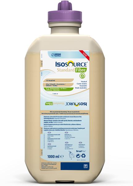 Sondemat Isosource Standard Fibre 1000ml