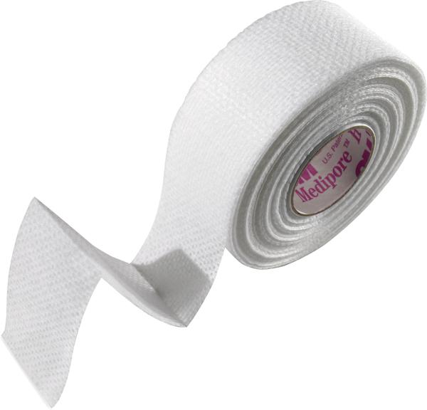 Tape fiksering Medipore H perforert 2,5cmx9,1m 2pk