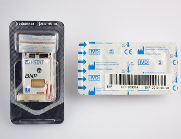 Testkassett I-Stat BNP