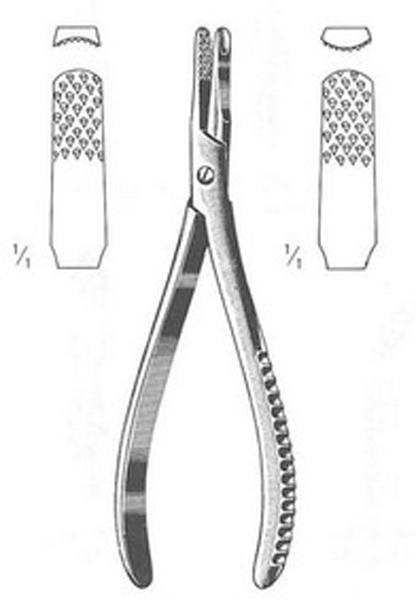 Negleuttrekker Radolf 13,5cm